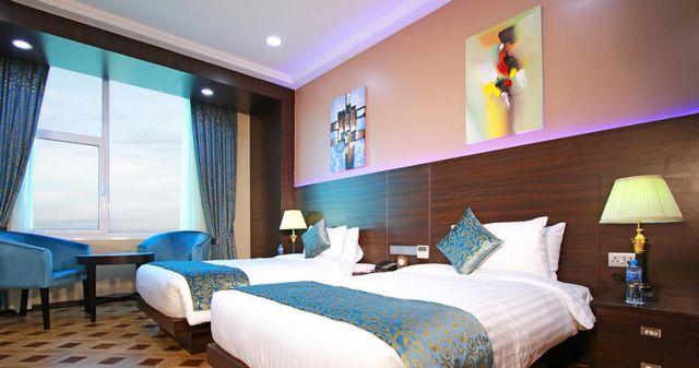 بالمُقارنة مع فنادق البحرين 4 نجوم نُرشح لكم بارك ريجيس لوتس البحرين