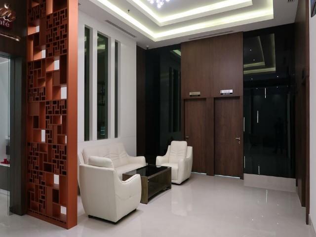 يتوفر في فندق بارس انترناشيونال البحرين غرف بمساحات متنوعه