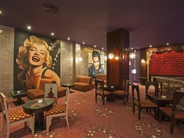 يوفر فندق سنتيدو مملوك بالاس الغردقة خمسة مطاعم تقدم أشهى المأكولات العالمية