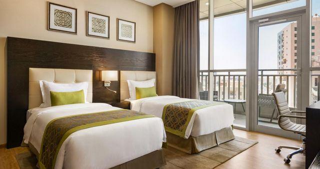 افضل شقق فندقية في البحرين الجفير وأعلاها تقييمًا حسب تجارب سابقة لنُزلاء عرب