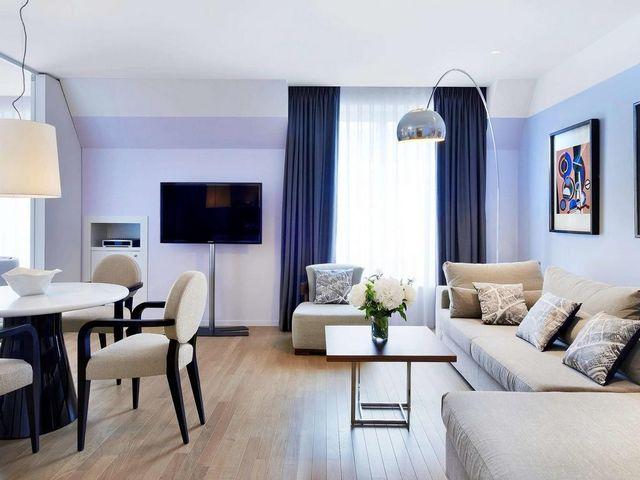 فندق سوفيتل باريس آرك دو تريومف يقدم خيارات غرف متنوعة