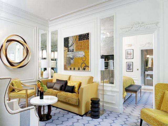 فندق سوفيتل باريس لو فوبور حيث تجتمع الفخامة مع العصرية