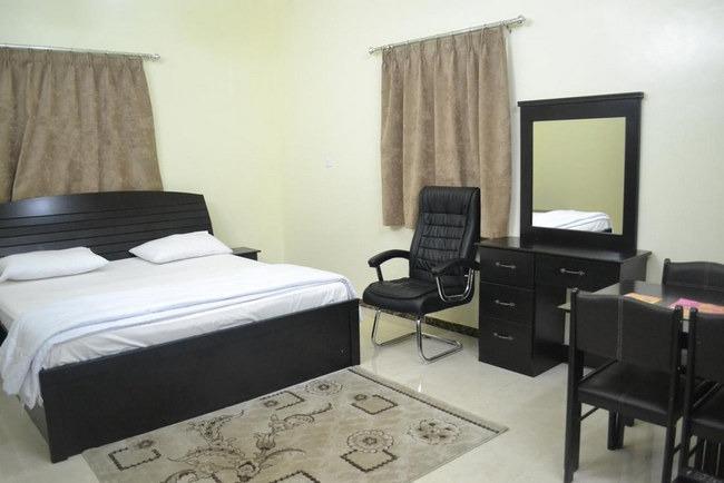 غُرف نظيفة وواسعة في فنادق الباحه