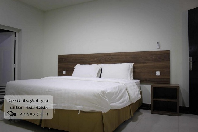 افضل فنادق الباحة تحتوي على غُرف ومرافق قمة في النظافة