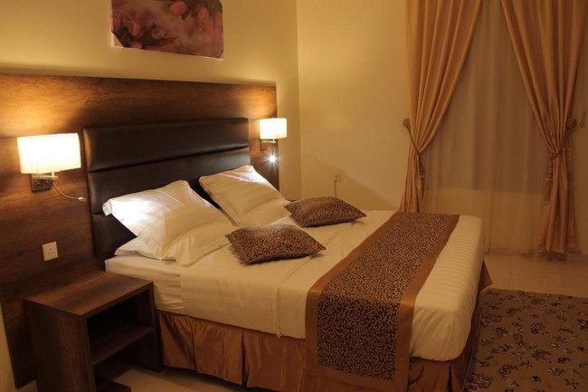 غُرف مفروشة بأناقة وجمال في افضل فنادق الباحة