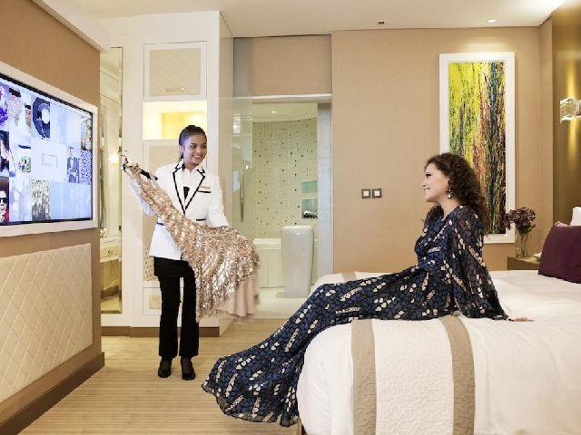 فندق دومين البحرين المنامة هو خيار رائع لمحبي خدمات العوائل والشباب