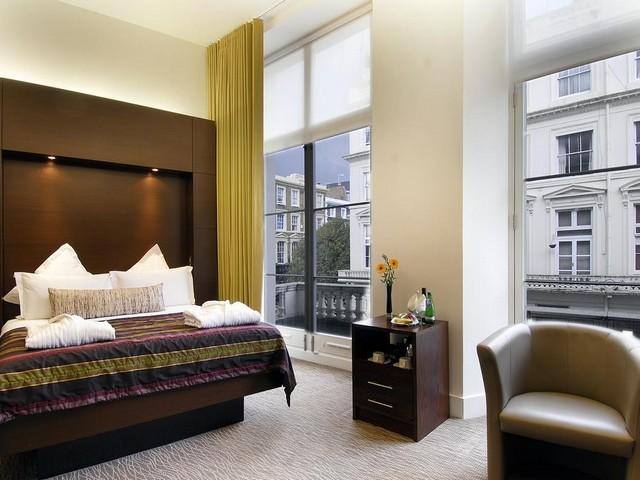ذا بارك غراند لندن بادينغتون أحد أهم فنادق لندن اربع نجوم