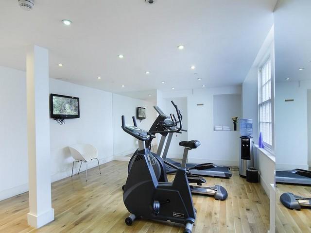 يتضمن ذا بارك غراند لندن بادينغتون مركز للياقة البدنية.