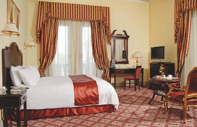 فندق سيسل الاسكندرية من ارخص فنادق الاسكندرية التي تضم غرف بتجهيزات كاملة