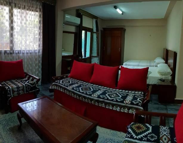 قيصر هوستل من الفنادق التي نالت اعجاب الزوّار وهي ارخص فنادق في الاسكندرية