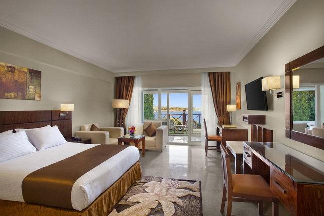 أجمل غُرف بإطلالات بديعة بأفضل اسعار فنادق شرم الشيخ 5 نجوم