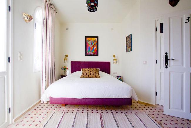 افضل فندق في طنجة يتألف من غُرف مُزينة وراقية