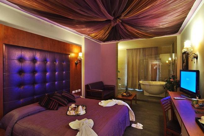 أجمل الغُرف بأجمل الفنادق في لبنان
