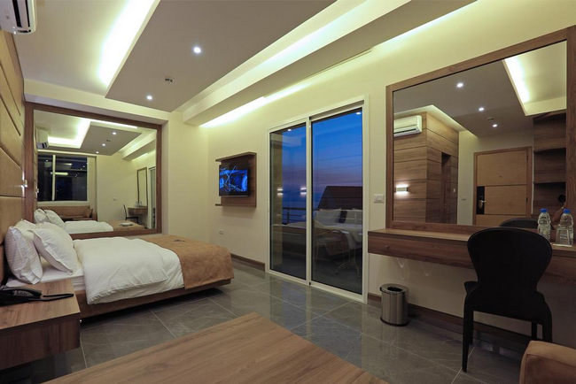 اجمل فنادق في لبنان بأجمل غُرف وأروع إطلالة