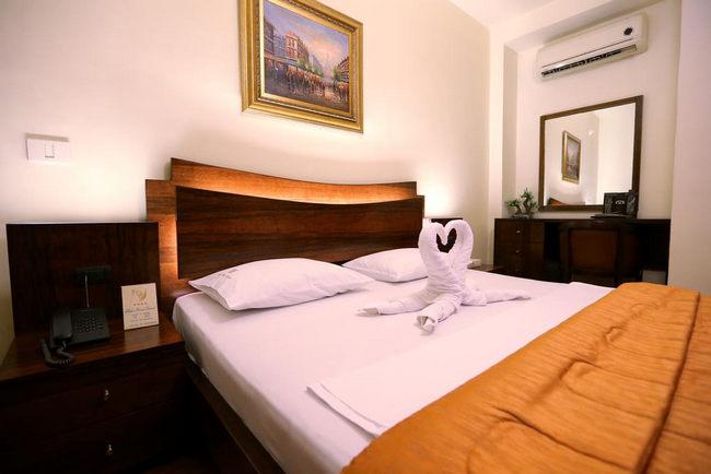 غُرف جميلة في فنادق لبنان