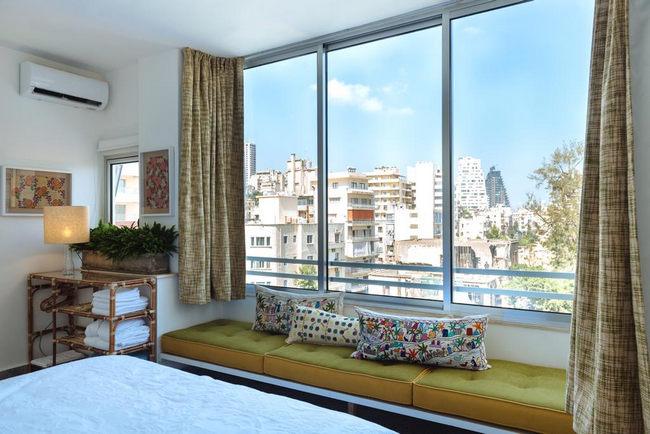 إطلالة جميلة على شوارع لبنان فنادق قمة الروعة
