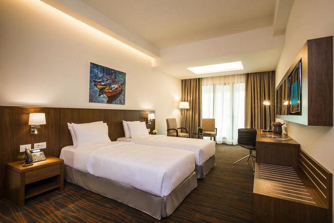 غُرف راقية وأنيقة في اجمل الفنادق في لبنان