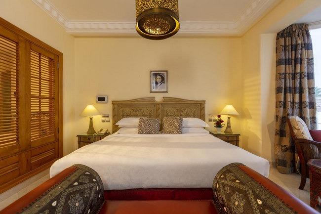غُرف فاخرة في فنادق شرم الشيخ رخيصة
