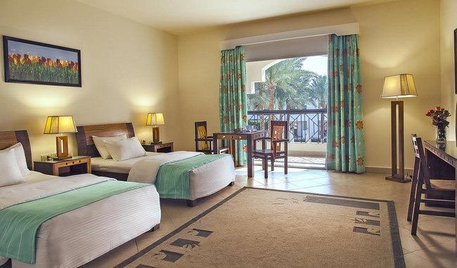 أجمل الغُرف العائلية الفاخرة مع ارخص فنادق شرم الشيخ