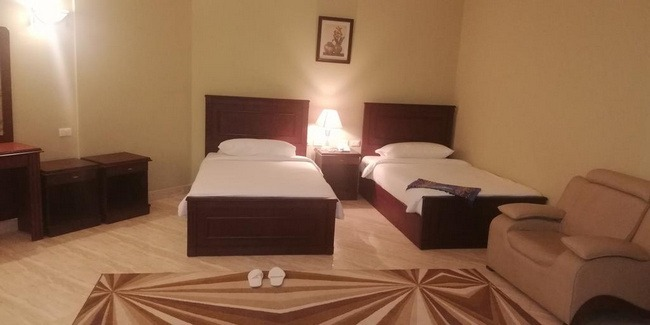 أرخص فنادق شرم الشيخ بها غُرف نظيفة وواسعة