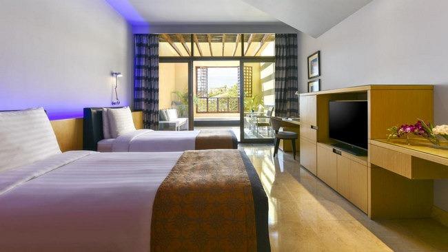 فنادق بالبحر الميت تحوي غُرف قمة في الجمال والمثالية