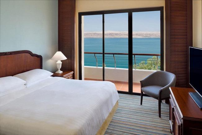 فنادق في البحر الميت إطلالتها جميلة على البحر