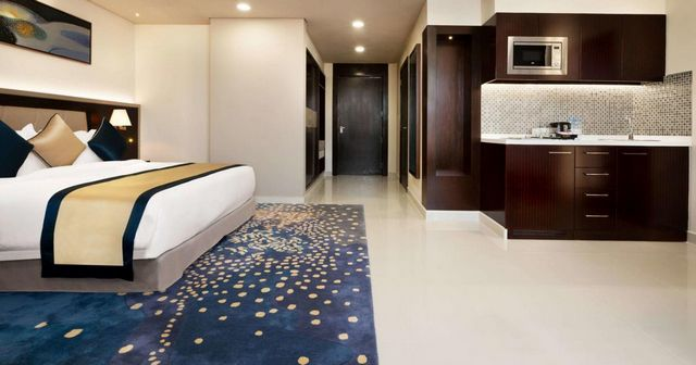 يوفر فندق ويندام جاردن البحرين وحدات إقامة عصرية أنيقة إليك كيفية الحجز