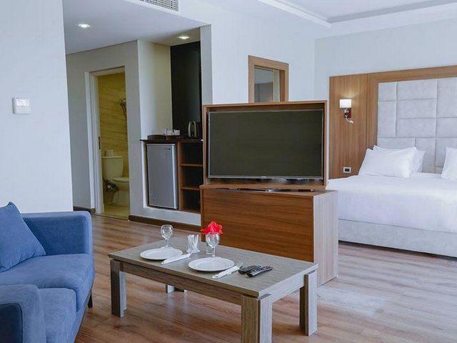 يعتبر فندق ريقولي من افضل شقق فندقية الغردقة ذات القيمة المناسبة