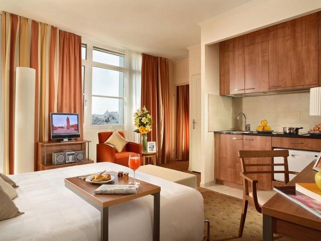 احد فنادق سيتادين باريس في أكثر المناطق جاذبية في باريس