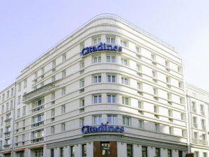 تقرير عن سلسلة فندق سيتادين باريس