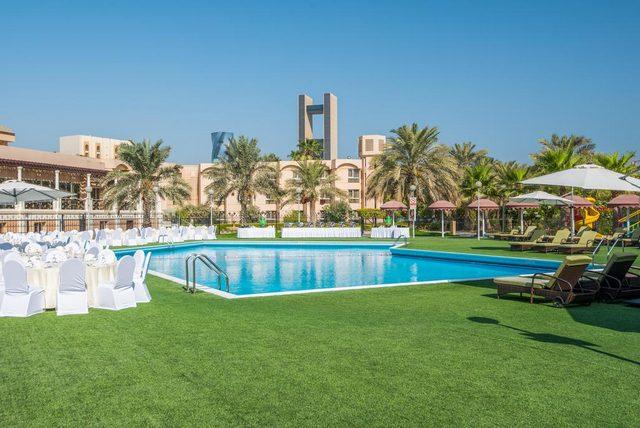 كراون بلازا البحرين اسم عريق في الخدمة الفندقية