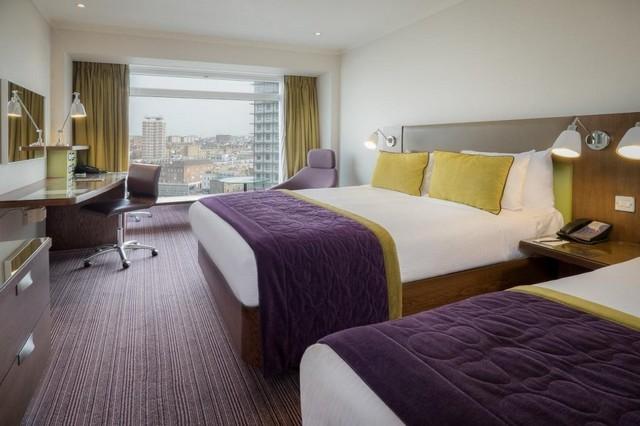فندق هيلتون لندن متروبول من افضل فنادق لندن للخليجيين خاصة والعرب عامة