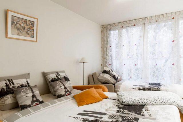 السكن في شقق فندقية في باريس شانزليزيه يؤمن لك الوصول إلى أبرز معالم المدينة الضخمة