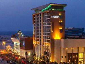 لو ميريديان البحرين علامة فاخرة في عائلة الفنادق