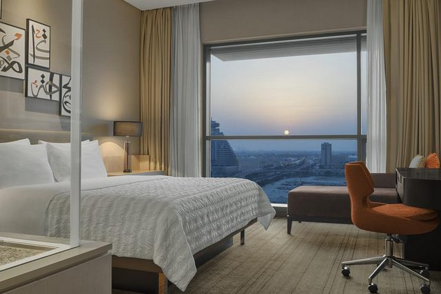 لو ميريديان البحرين يقدم لزواره أماكن إقامة مُميزة وتليق بمستوى خمس نجوم