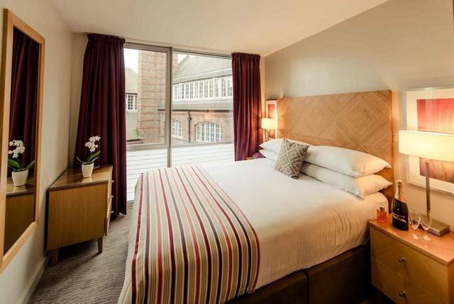 فنادق ليفربول وشقق للايجار في ليفربول