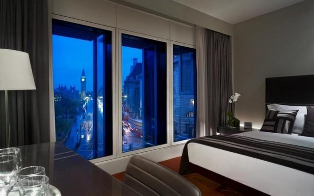 يتميز بارك بلازا وستمنستر بريدج لندن بإطلالته الفريد ويعد من افضل فنادق لندن للعرب