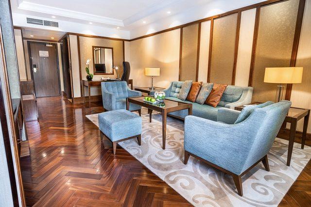 فندق الريجنسي البحرين من الفنادق الفخمة الملائمة للشباب