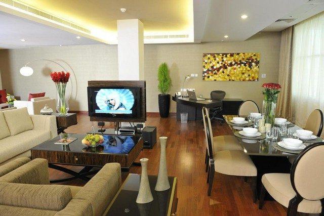 تتعدّد فنادق ضاحية السيف بالبحرين بالإضافة لمجموعة من الشقق الفندقية المميزة