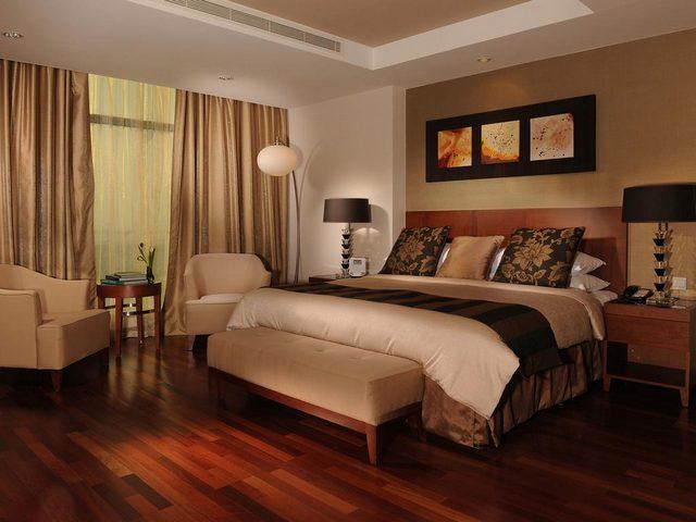 يُعد فندق سويتس من فنادق ضاحية السيف بالبحرين المميزة والمصنفة 5 نجوم