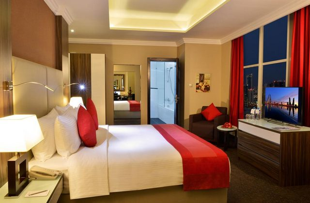 سويتس بل هوتيل المصنف 5 نجوم من فنادق ضاحية السيف بالبحرين