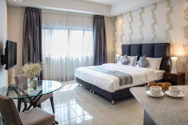 اجنحة وسبا لوماج من فنادق ضاحية السيف بالبحرين
