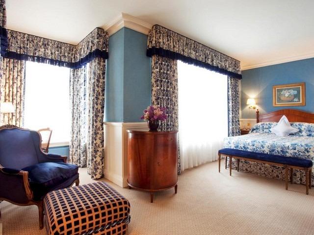فندق كابيتال لندن بمجموعة من المزايا منها موقعه الإستراتيجي ومرافقه الحديثة