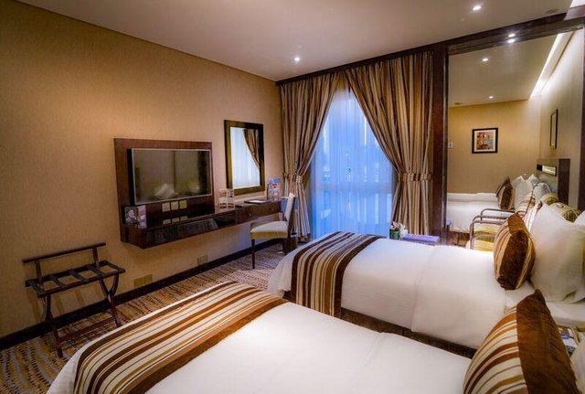 ارخص فنادق البحرين في شارع المعارض أبرزها جولدن توليب البحرين