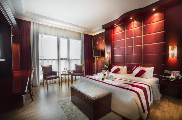 سويس إنترناشونال من ارخص فنادق البحرين في شارع المعارض