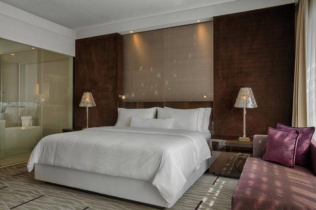 كما يوفّر فندق ويستن البحرين غرفاً عائلية مُميزة.