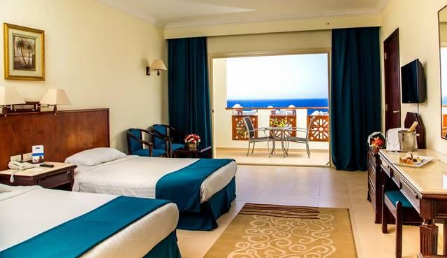 فنادق الغردقة 5 نجوم من أبرزها سيرنتي مكادى بيتش