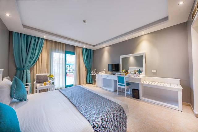 صن رايز بيتش جاردن أحد أبرز الاسماء في فضاء فنادق 5 نجوم من الغردقة