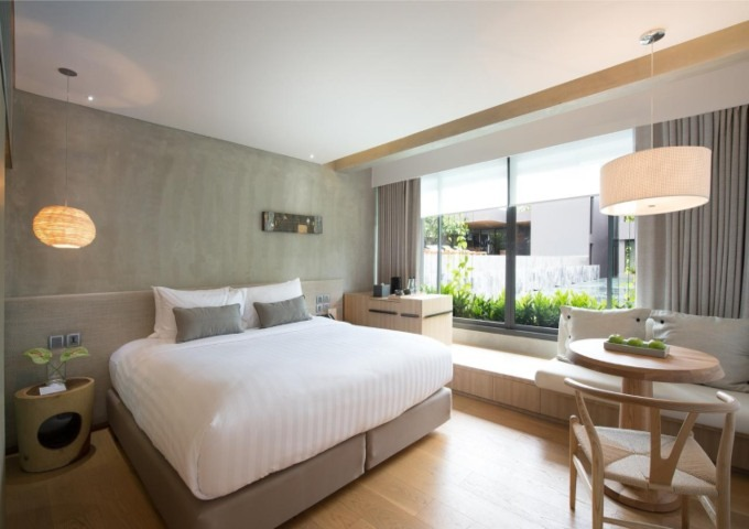 غرفة في فندق اد ليب بانكوك