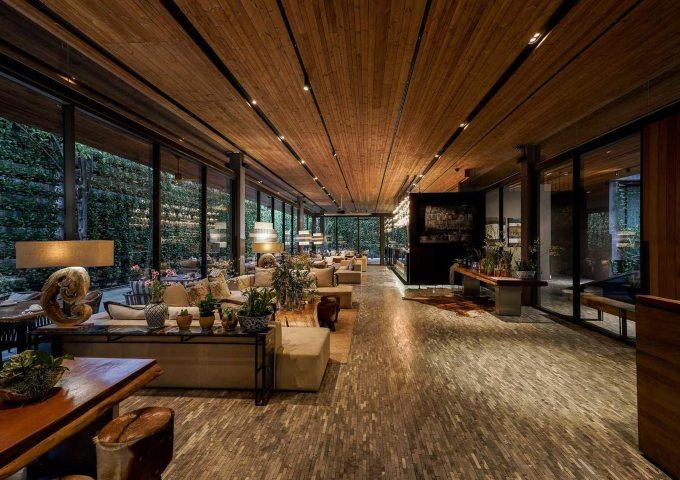 صورة للبهو في فندق اد ليب بانكوك